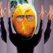 Eine belgische Kartoffel - das surrealistische Wurfholz