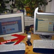 Von Duck-Tape und gehörnten Monitoren