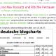 deutsche piraten blogcharts: die Fortsetzung