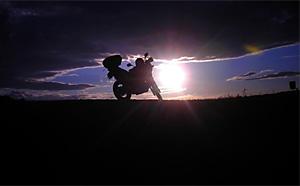 Die letzten Motorradfahrten des Jahres