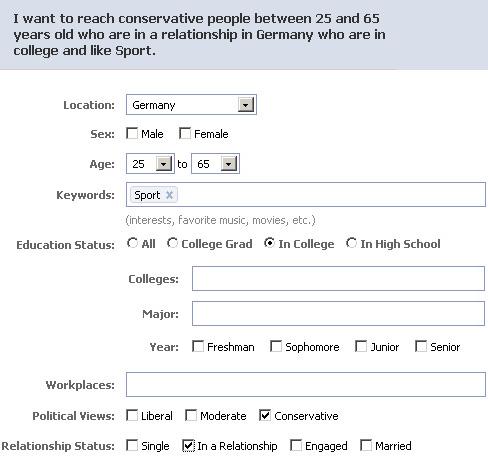 facebook werbung 2