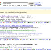Social Networking auf Speed: Naymz.com