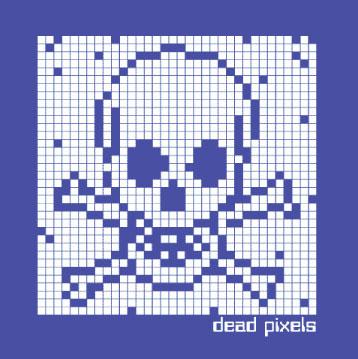 pixel totenkopf