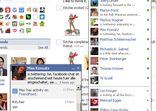 Neues Facebook-Feature: integrierter Live-Chat