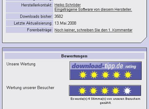 Download-Tipp: Software für alle Lebenslagen