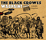 The Black Crowes: She talks to angels.