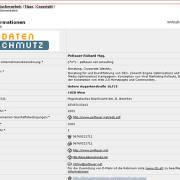 .at-Branchenbücher Vergleich: WKO Datenbank