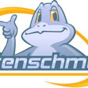 Neues Logo mit Frosch für datenschmutz