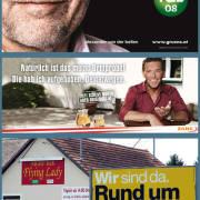 Österreich: Wahlplakat-Persiflagen