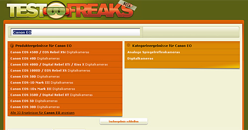 Testfreaks: Shopping-Mehrwert durch Aggregation