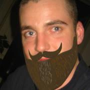 Ein virtueller Bart für einen guten Zweck