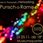 Punsch-O-Rama im Museumsquartier