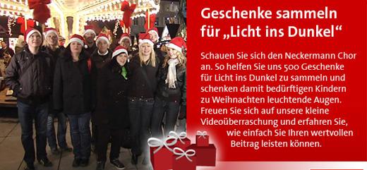 Neckermann Weihnachtsaktion