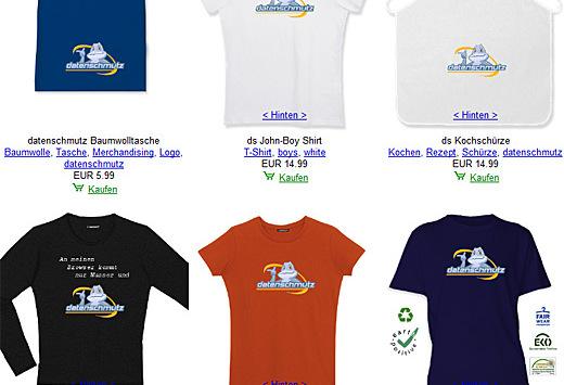 Gewinnspiel: 3 T-Shirts mit Aufdruck nach Wahl