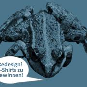 noxed 3.3: Neue Kleider für den Frosch