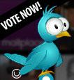 tweetwall-votenow