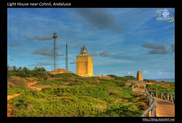 Leuchtturm bei Cohnil