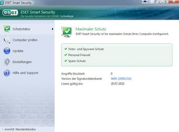 ESET Screenshot