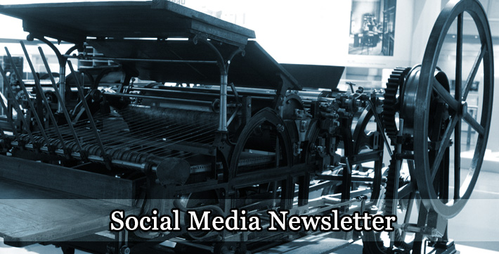 Newsletter zu Social Media