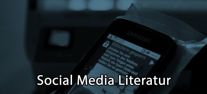 Social Media Literatur