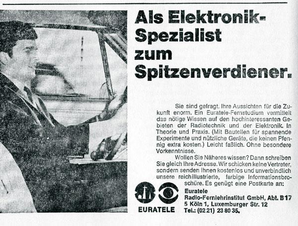 Elektronikspezialist