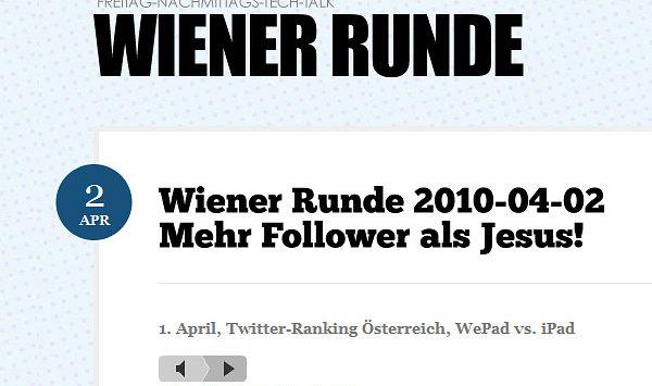 Die Wiener Runde