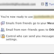 Facebook Messaging neu