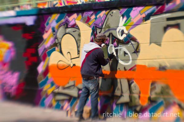 Donaukanal-Graffiti 3