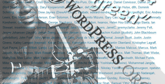 WordPress 3.4 - Codename Green