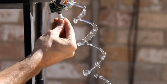 Wasserspirale