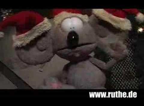 Twisted Weihnachts-Rap vom Koalabären