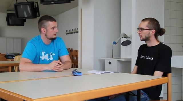 Interview: Warum ich Blogger bin