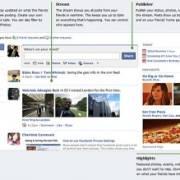 Facebook: In Kürze mit Live-Feeds