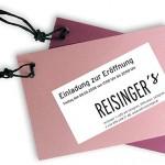 Reisinger's Cafe feiert Eröffnungsfest