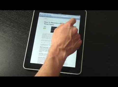 PadPressed: WordPress am iPad