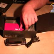 Nokia N97 - The Unboxing