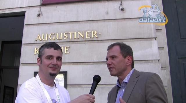 Video-Interview: Der mit dem Wolf twittert