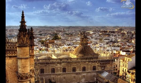 Spanien-Fotos: Andalusien in Farbe, Teil 1