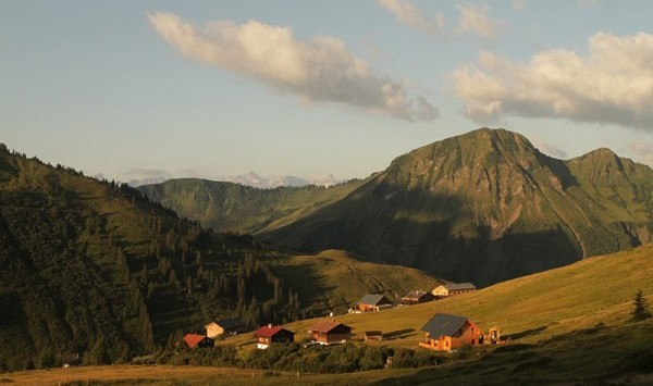 datenschmutz im Alp-Modus