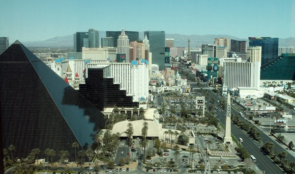 Fotos: der Vegas-Überblick