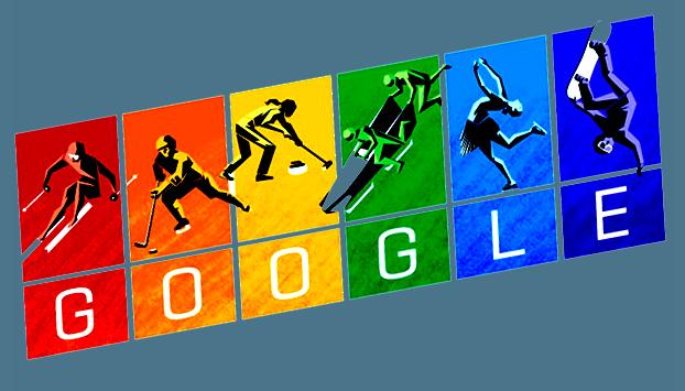 Google-Doodle: Ein Statement zu Olympia in Sotschi