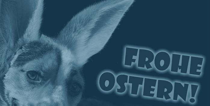 Ritchie Pettauer wünscht frohe Ostern.