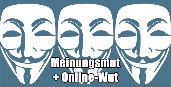 Christian Rainer, Wolfgang Rosam und die unerträgliche Anonymität