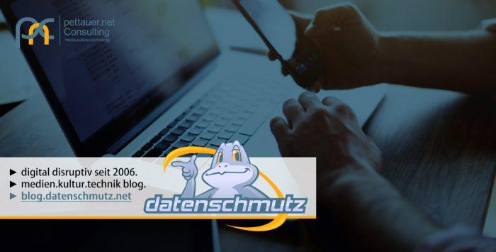 datenschmutz - digital disruptiv seit 2006.