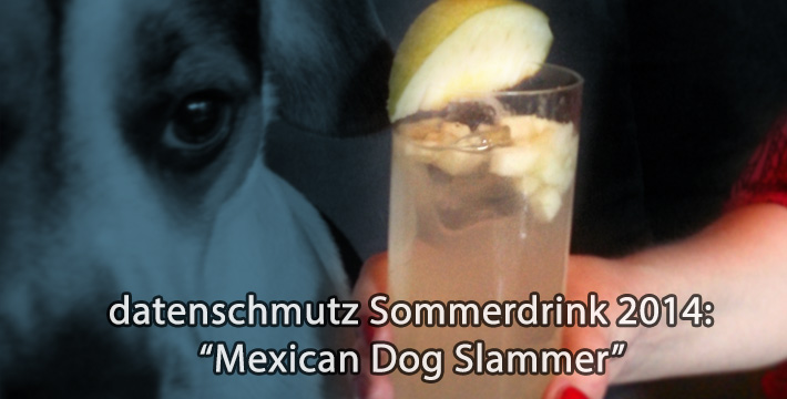 Cocktailrezept: Mex Dog Slammer
