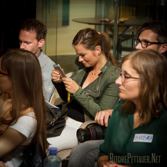 Fotogalerie: PR Camp 2014 by datenschmutz