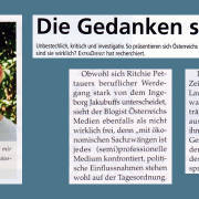 Wie frei sind Österreichs Medien?