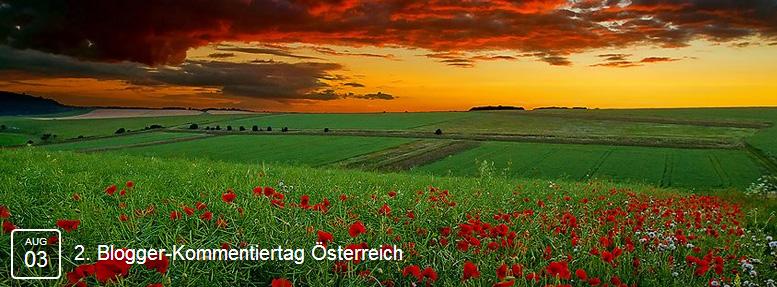 Blogger Kommentiertag Österreich 2014