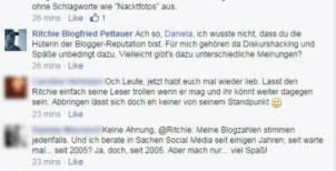 Von Clickbaiting, Sexismen und arrogaten Ä****en