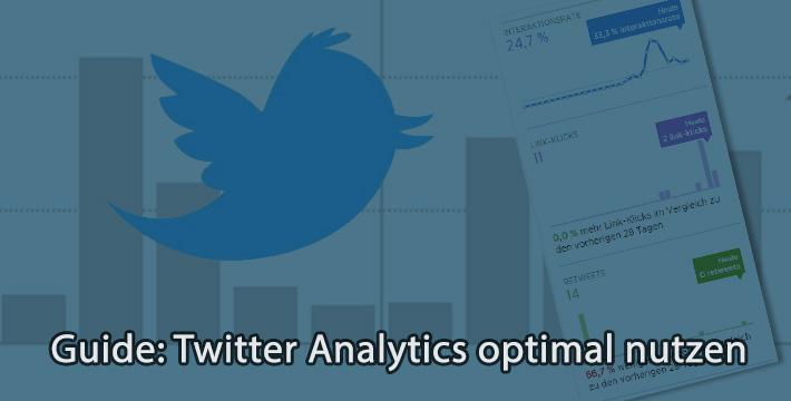 Das Twitter Statistik Dashboard